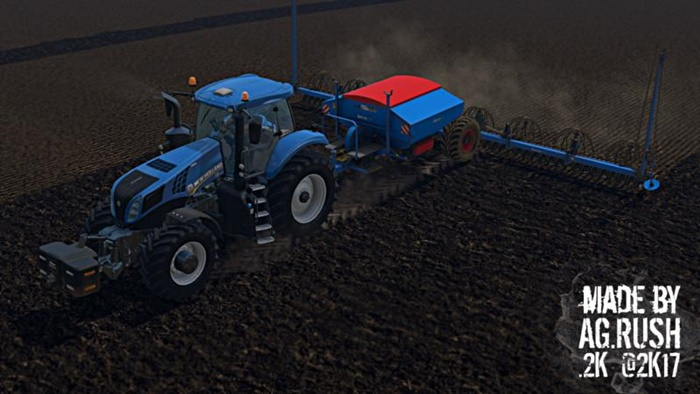 Photo of FS15 – Lemken Solitair 12 V1