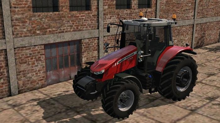 Photo of FS17 – Massey Ferguson 5712 Traktör V1