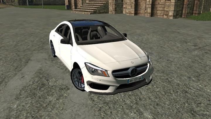 Photo of FS17 – Mercedes Benz Cla 45 AMG V1.4