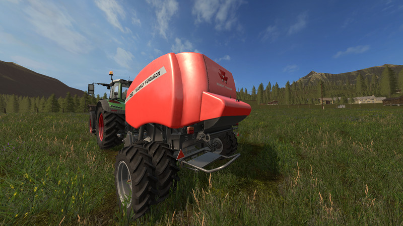 Photo of FS17 – Massey Ferguson RB 2125F Balya Makinesi V 1.0