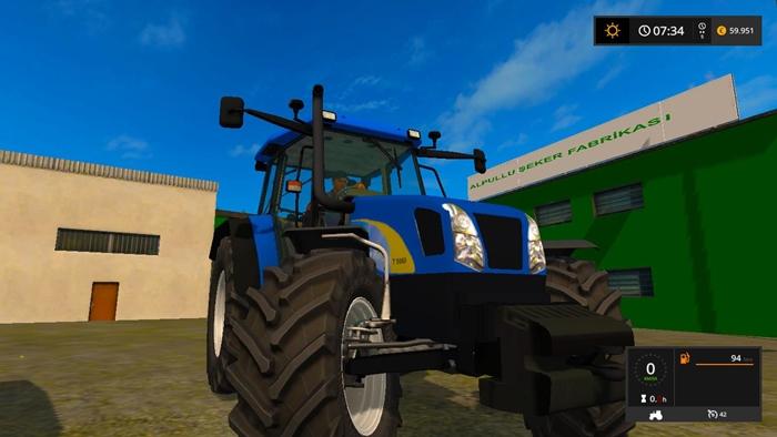 Photo of FS17 – New Holland T5060 Traktör V2