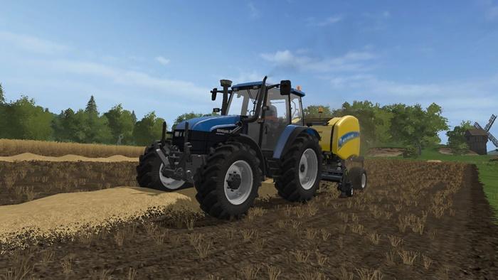Photo of FS17 – New Holland TS115 Traktör V1.0.0.1