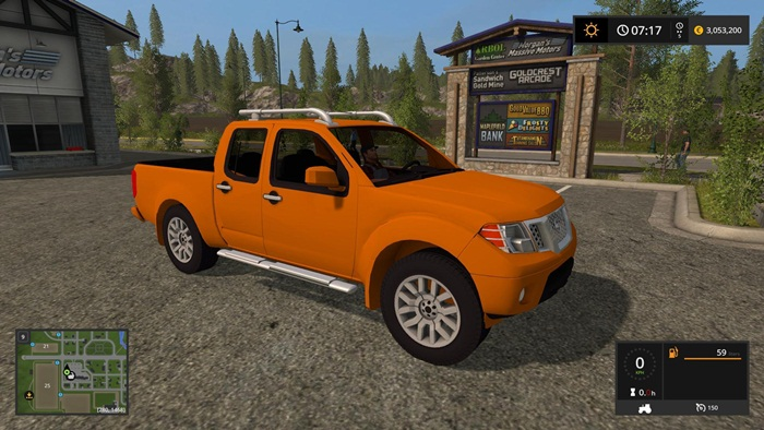 Photo of FS17 – Nissan Frontier Pro-4X V1