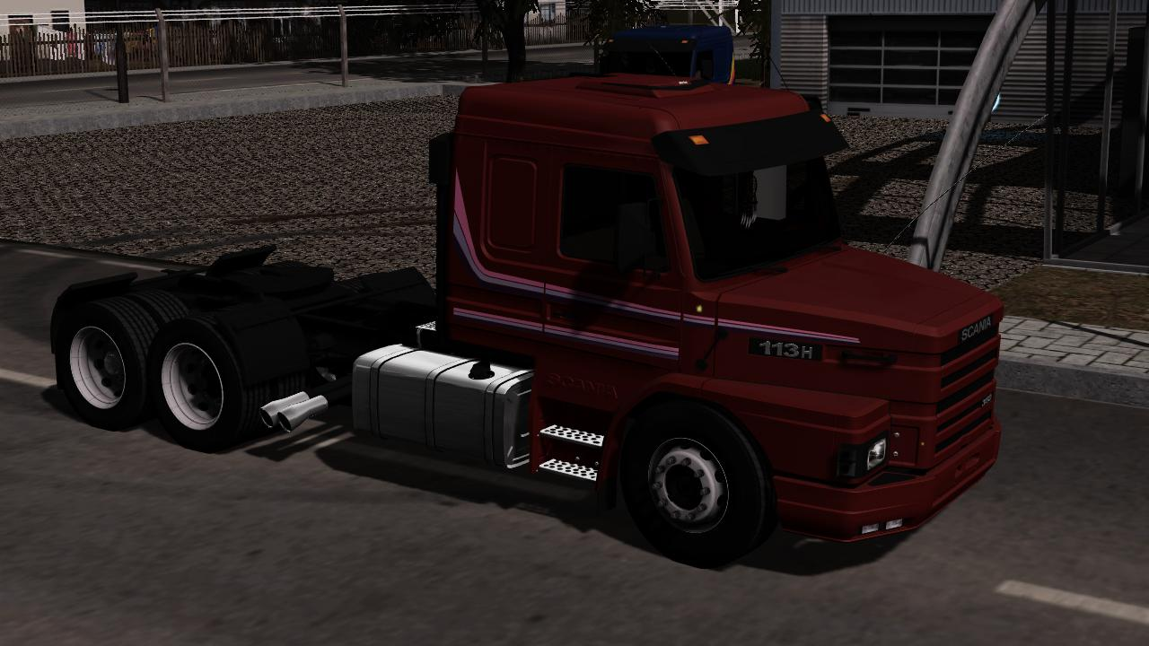Photo of FS17 – SCANIA 113H 360 + Römork Yaması V1.0