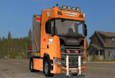 Photo of FS17 – Scania V8 Kamyon Modu