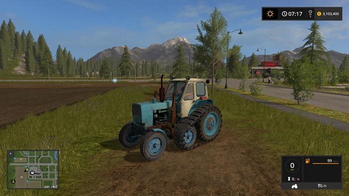 Photo of FS17 – UMZ 6AL Ufak Traktör V1