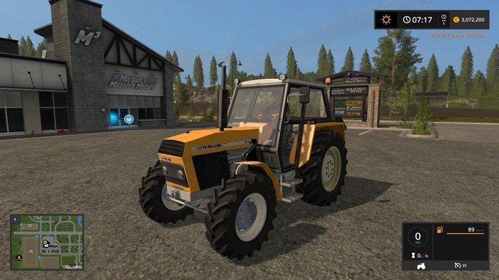 Photo of FS17 – Ursus 914 Traktör V1.1