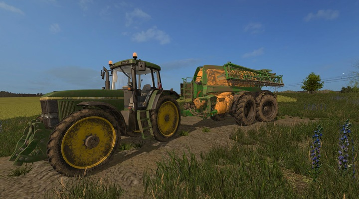 Photo of FS17 – Amazone UX11200 İlaçlama Makinesi