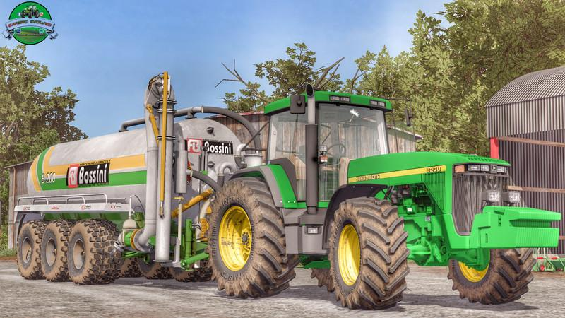 Photo of FS17 – Bossini B200 Standard V4.1