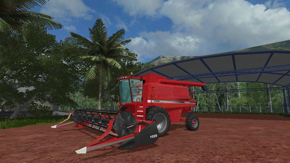 Photo of FS17 – Case IH 2388 Biçerdöver Paketi V1.0.0.0