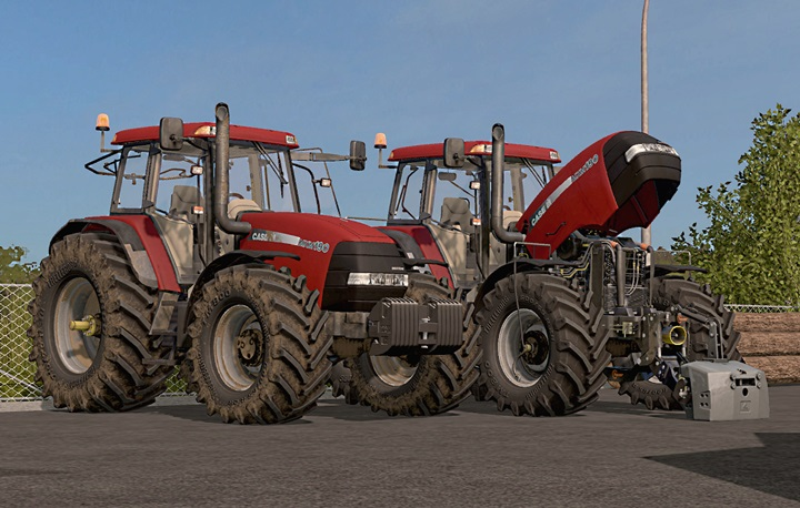 Photo of FS17 – Case IH MX150 V1.0