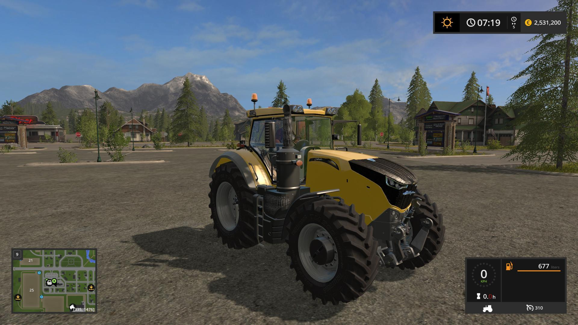Photo of FS17 – Challenger Extreme V1