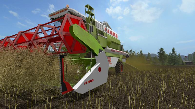 Photo of FS17 – Claas C540 + Claas Lexion 700 V1.2