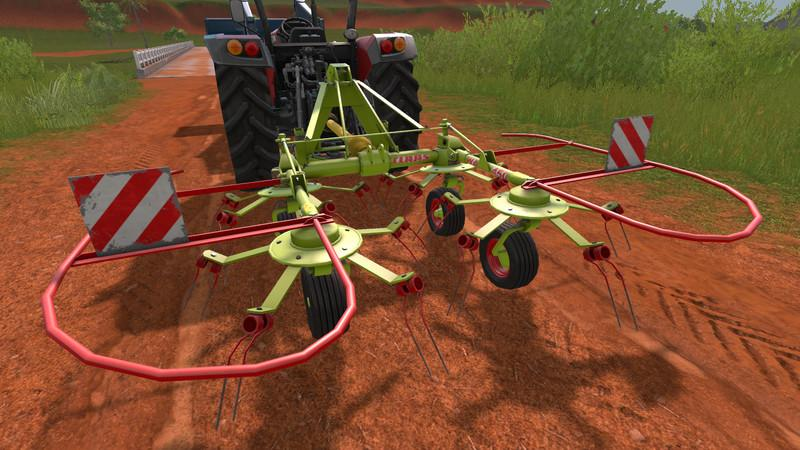 Photo of Fs17 – Claas Wa 450 Ot Kurutma V1.0