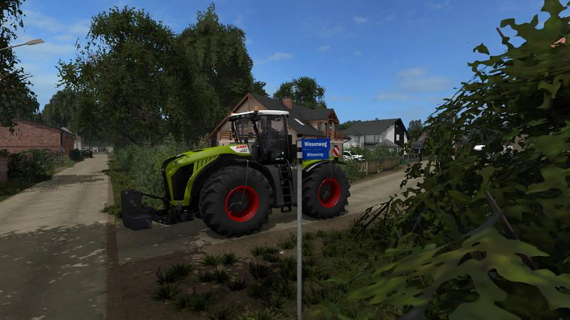 Photo of FS17 – Claas Xerion 4000-5000 Serisi V1.0