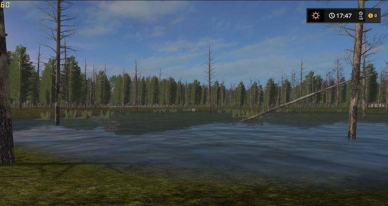 Photo of FS17 – Dere Ormanı Haritası