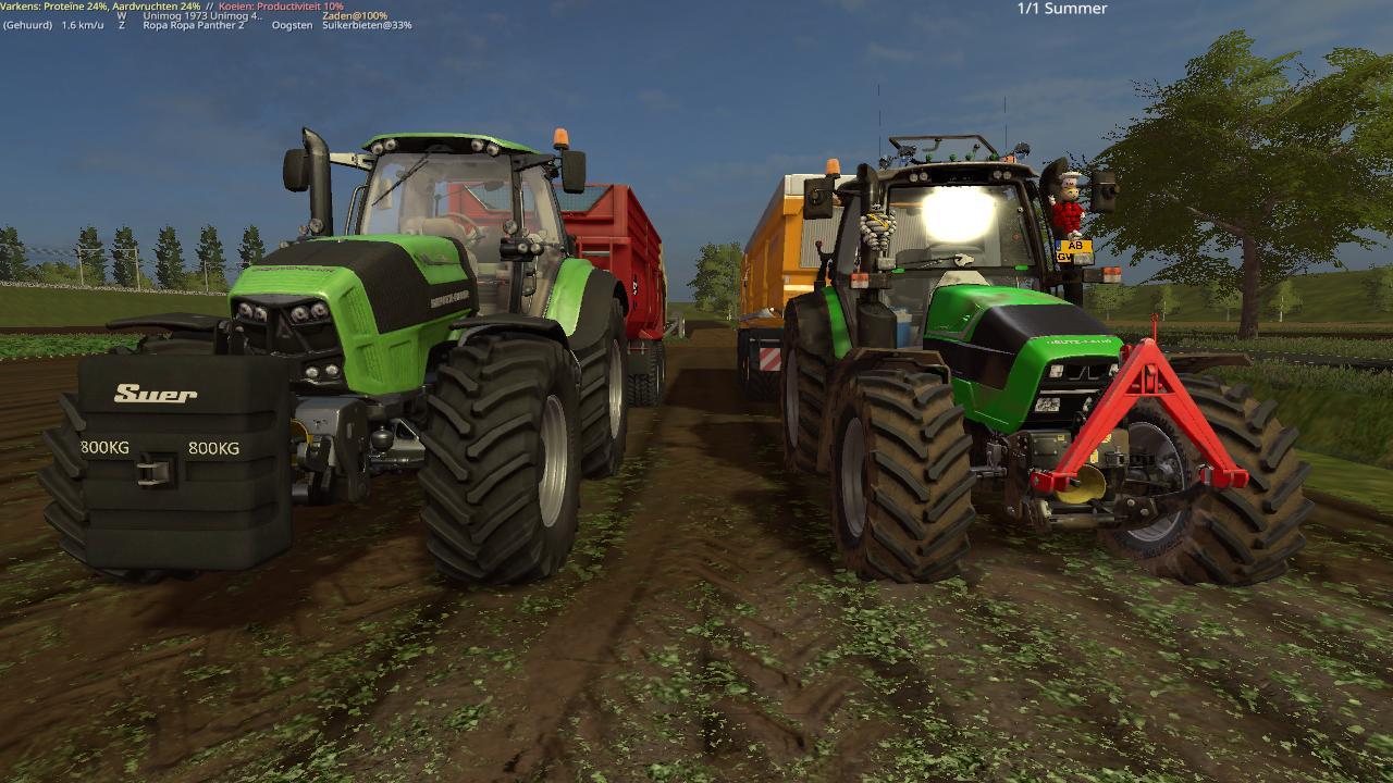 Photo of FS17 – Deutz 620 Agrotron