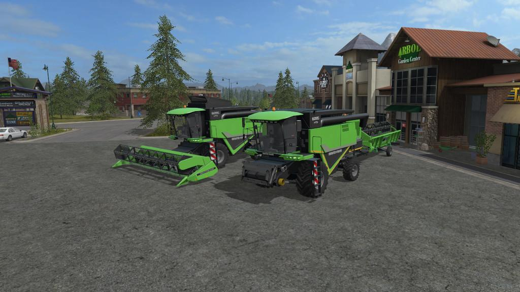 Photo of FS17 – Deutz-Fahr HTS 6095 Biçerdöver
