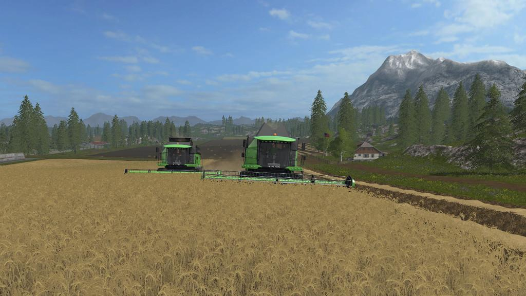 Photo of FS17 – Deutz-Fahr HTS 6095 Biçerdöver V1.0