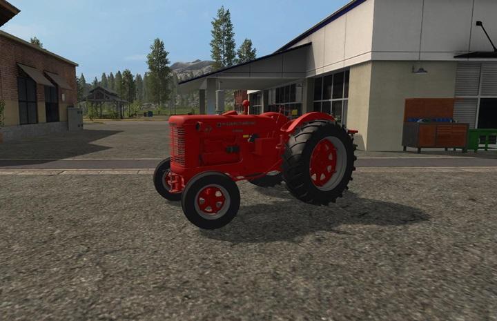 Photo of FS17 – Farmall W9 Traktör V1