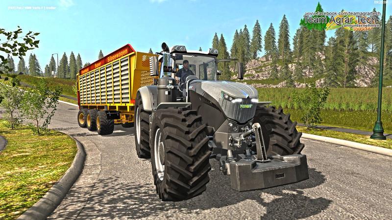 Photo of FS17 – Fendt 1050 Traktör Modu