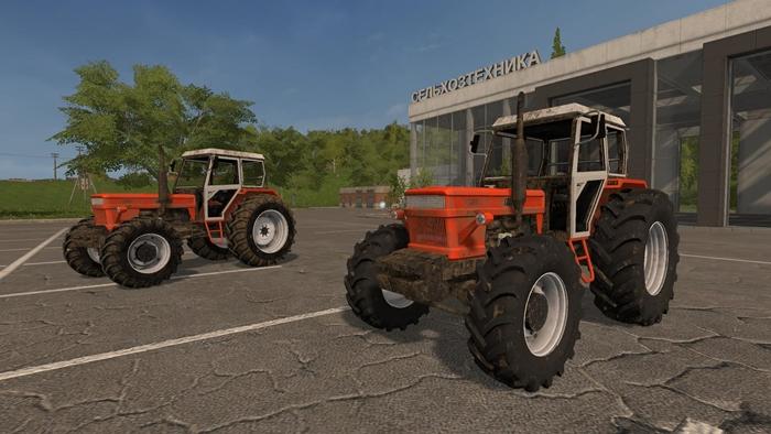 Photo of FS17 – Fiat 1300 DT Super Traktör Yaması V1.0