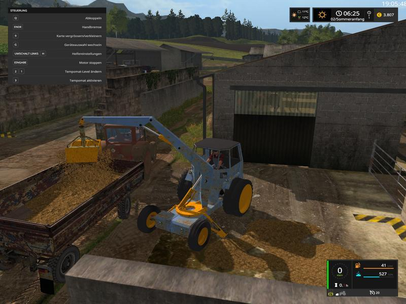 Photo of FS17 – Fortschritt T157 Teleskopik Yükleyici V1.0