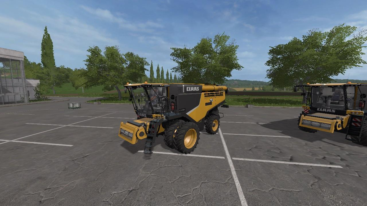 Photo of FS17 – Claas Lexion 700 Biçerdöver Paketi  V4.0