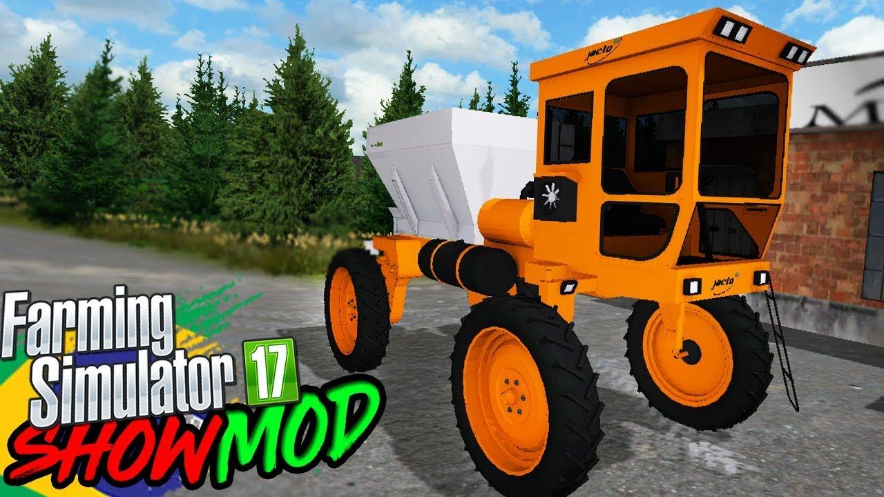 Photo of FS17 – Jacto Uniport 2000 Gübre Serpici