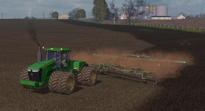 Photo of FS17 – John Deere 9R Traktör V5.0.1