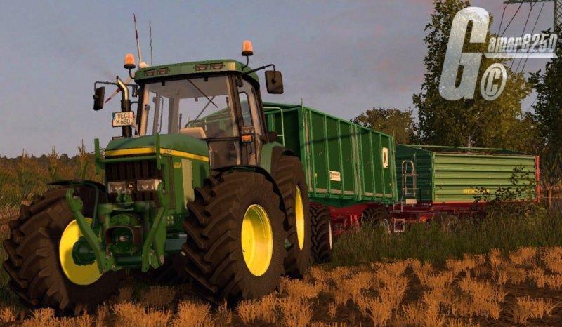 Photo of FS17 – John Deere 6000 Serisi V1.0
