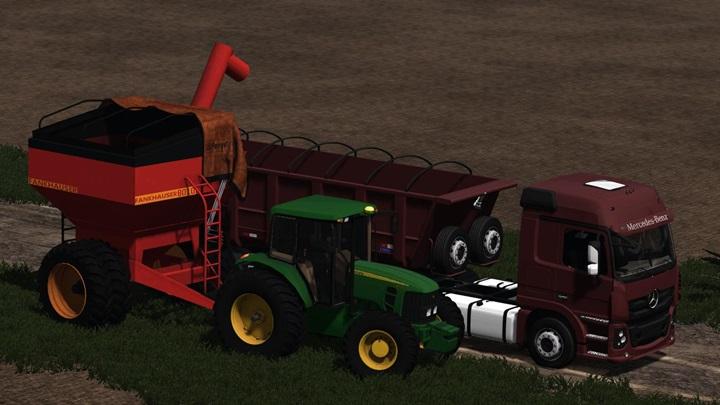 Photo of FS17 – John Deere 6110J Traktör Modu V1.0