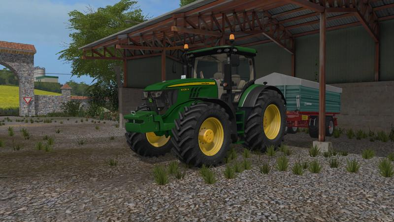 Photo of FS17 – John Deere 6250r Traktör  V2.1