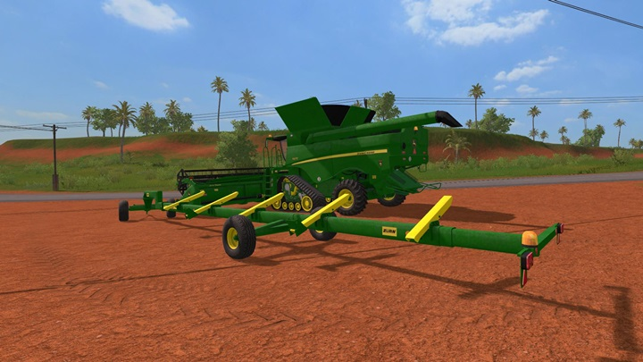 Photo of FS17 – John Deere S670 Biçerdöver V1