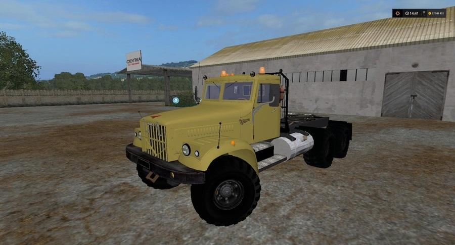 Photo of FS17 – Kraz 256 V2.1