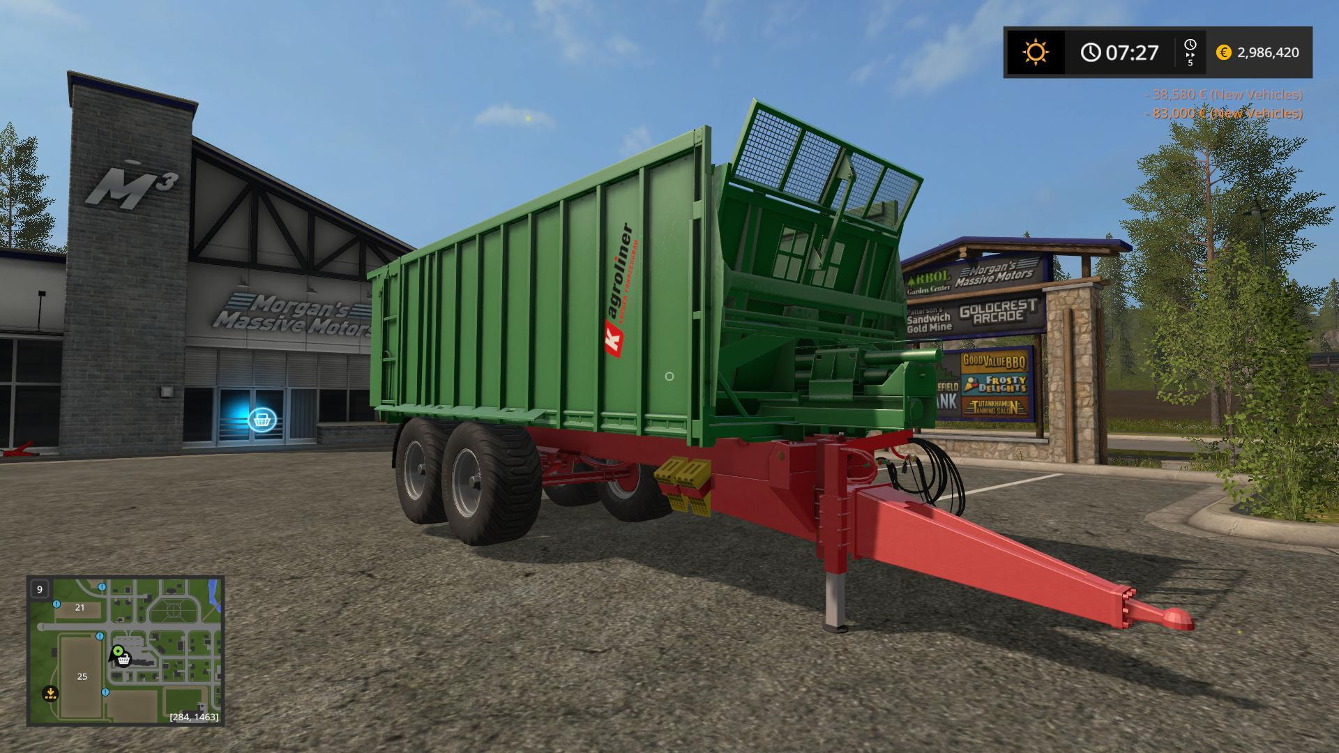 Photo of FS17 – Kroger Taw 20 – Dh Römork V1.0.0