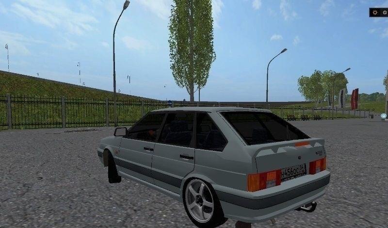 Photo of FS17 – Lada Vaz 2114 Araba V1.0