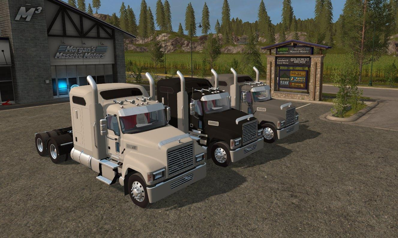 Photo of FS17 – Mack TPF Tır Modu V1.0