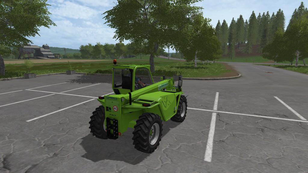 Photo of FS17 – Merlo P41.7 Turbofarmer Teleskopik Yükleyici V3.0