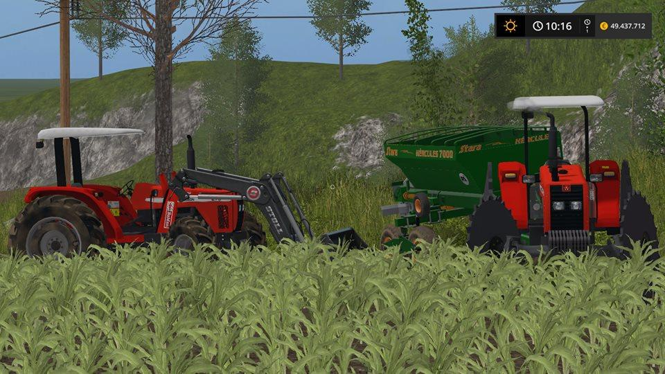 Photo of FS17 – Massey Ferguson 275 V1.0