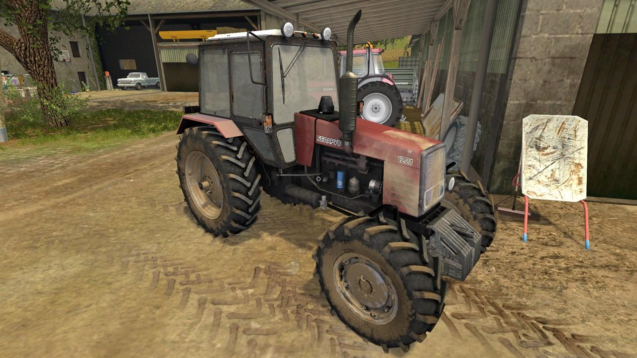 Photo of FS17 – Mtz 1221 Belarus Traktör