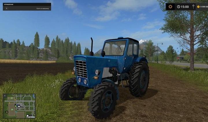 Photo of FS17 – MTZ 52 Traktör Yaması V1.0