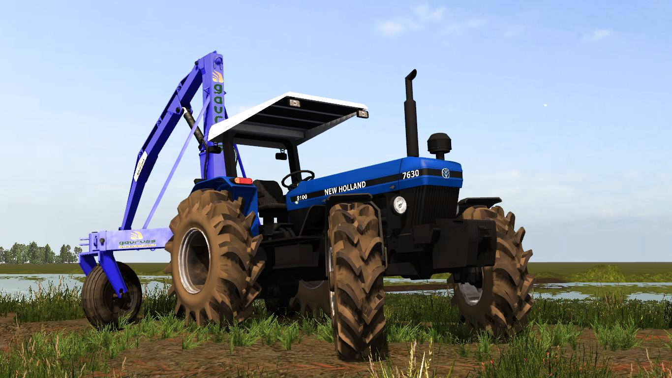 Photo of FS17 – New Holland 7630 Beta