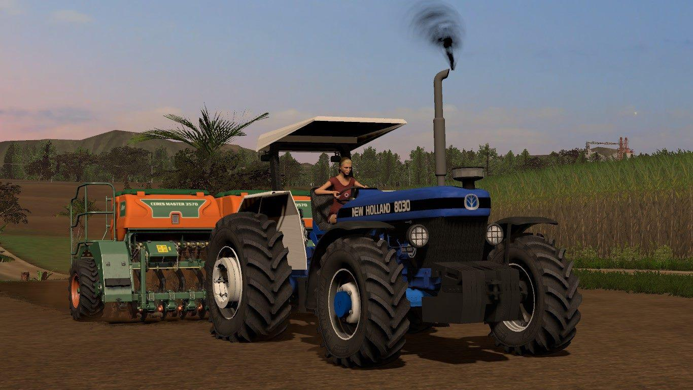 Photo of FS17 – New Holland 8030 V1.0