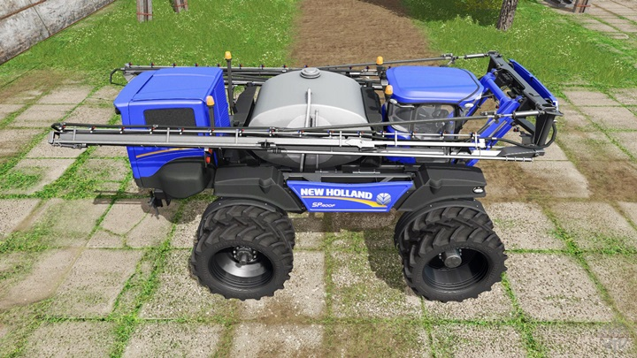 Photo of FS17 – New Holland SP.400F İlaçlama Makinesi V1.0.0.3