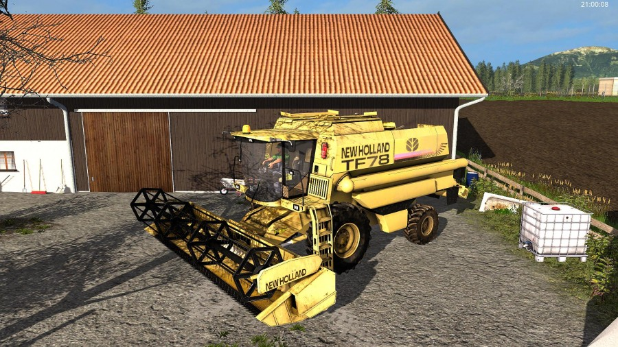 Photo of FS17 – New Holland Tf 78 V1.0