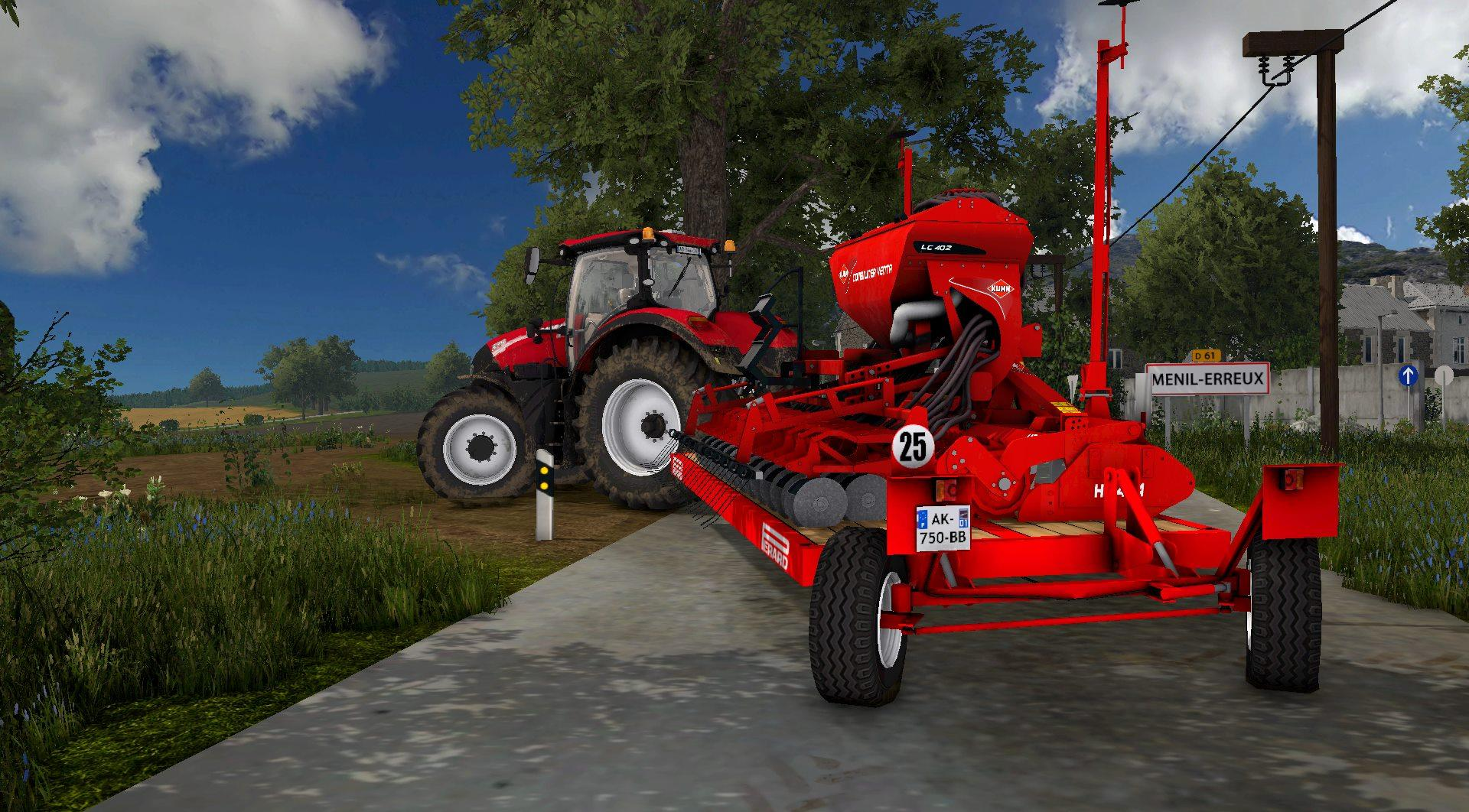 Photo of FS17 – Perard STD 450 600 Römork V0.1