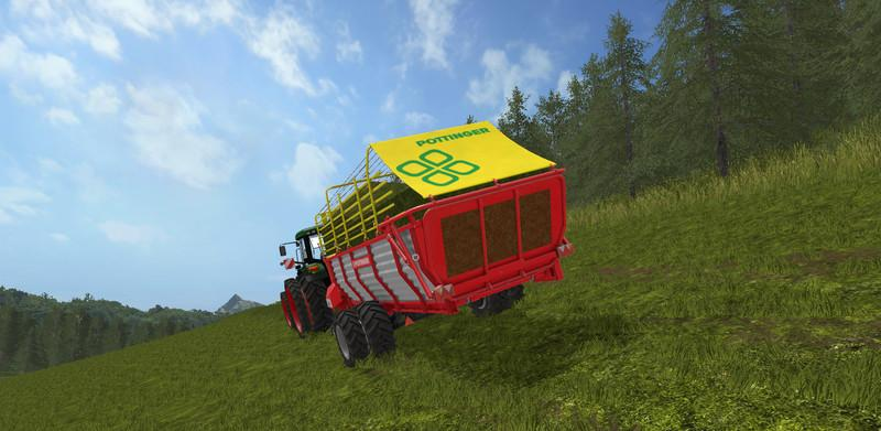 Photo of FS17 – Pöttinger EuroBoss 330T Çift Lastik Modu