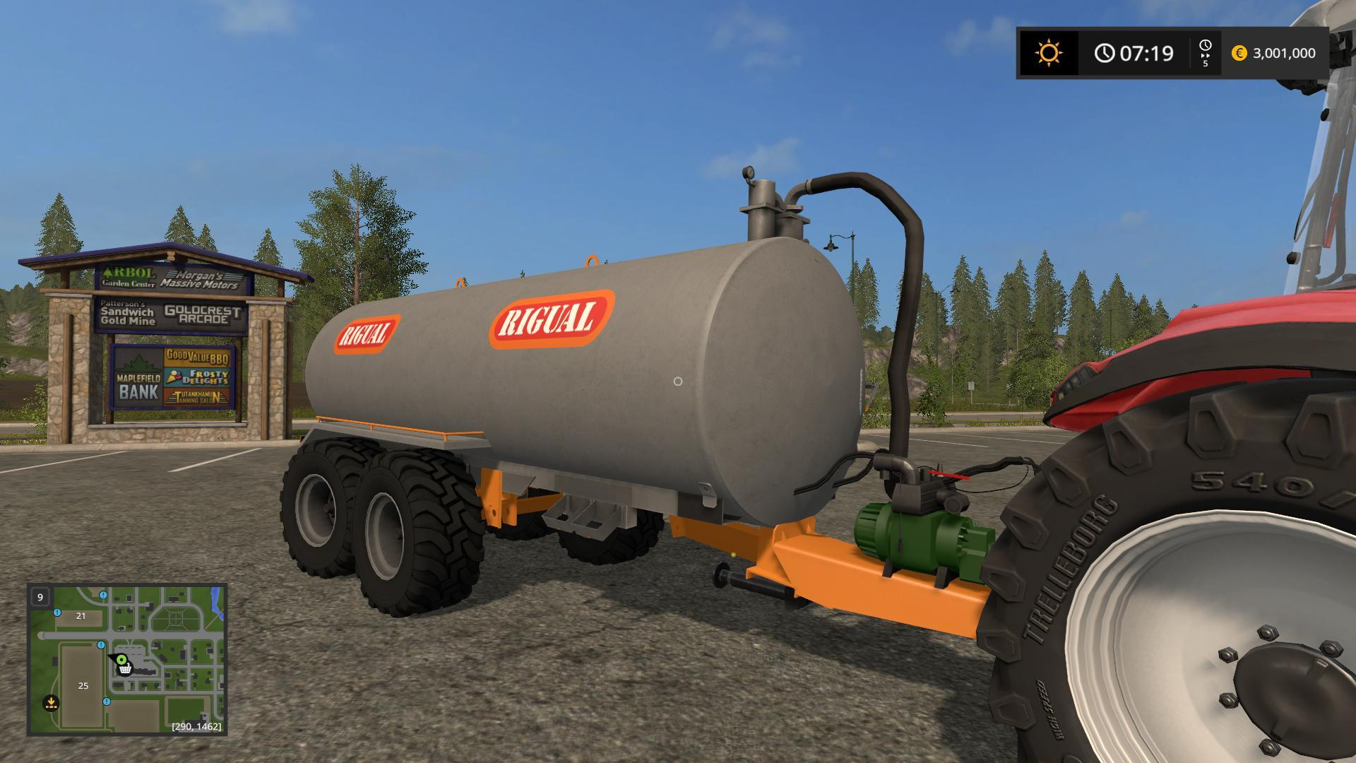 Photo of FS17 – Rigual 12000 V1.0