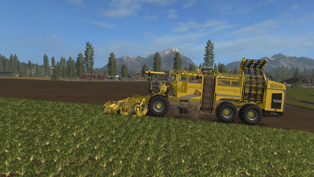 Photo of FS17 – Ropa Tiger 6 Hasat Makinesi